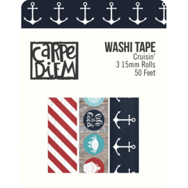 Washi Tape - Cruisin Collection