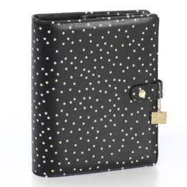 Black Speckle A5 Planner