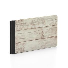 Whitewashed Wood 4x6 Sn@p Flipbook - Simple Stories