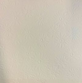 Daisy Vine Green Embossed Tim Coffey Paper - K & Company