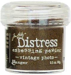 Distress Powder Vintage Photo