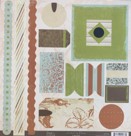 Crush Tags & Frames Die-Cuts - Crate Paper
