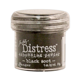 Distress Powder Black Root