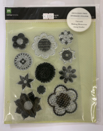 Flowers Clear Stamps - Making Memories