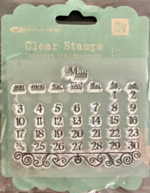 Clear Stamps May