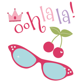 Vinyl Stickers Sunglasses Perfectly Posh collection