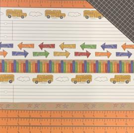 Multi Stripe Schooldays - Junkitz