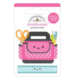 Cute & Crafty Doodle-Pops Craft Caddy - Doodlebug
