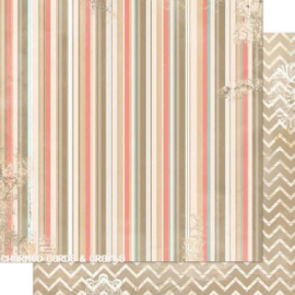 Stripe - The Avenues Collection Bo Bunny