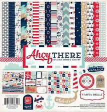 Ahoy There Collection Kit 12x12 Carta Bella