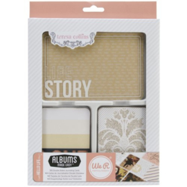 Hello Life Journaling Cards We R Memory Keepers
