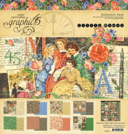 Little Women Collection Pack Graphic 45
