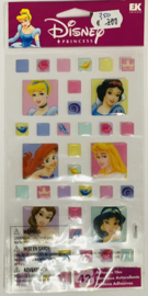 Princess Epoxy Stickers - EK Succes