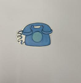 Blue Phone - My Mind's Eye