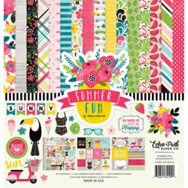 Summer Fun Collection Kit Echo Park
