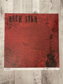 Marah Johnson Rock Star - Creative Imaginations