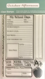 Classroom Clear Stamps