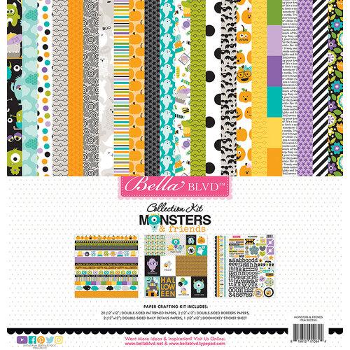 Monster & Friends collection Kit - Bella BLVD