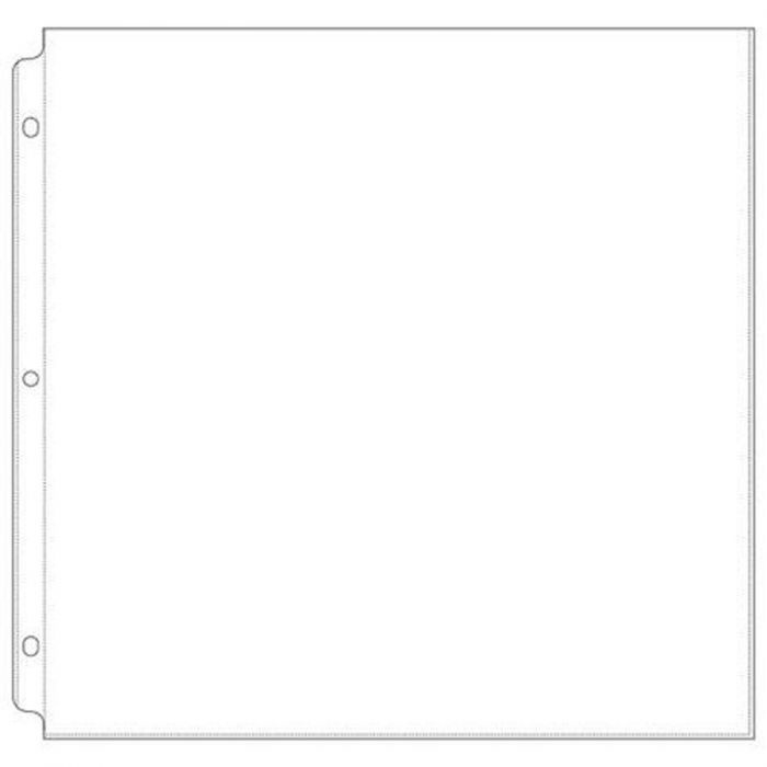 Ring Page Protectors 12x12 - We R Memory Keepers