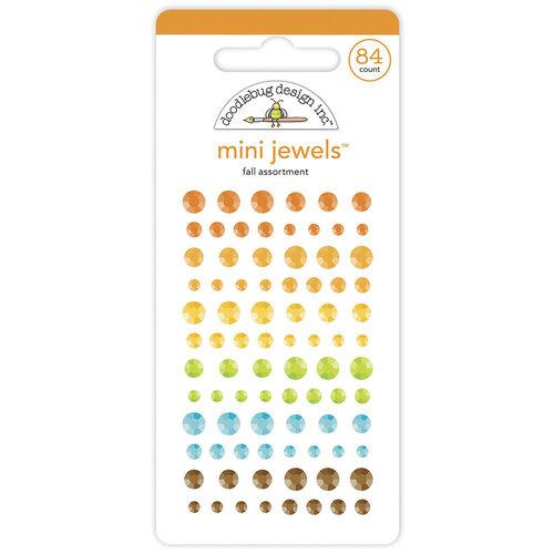 Mini Jewels Fall Assortment - Doodlebug