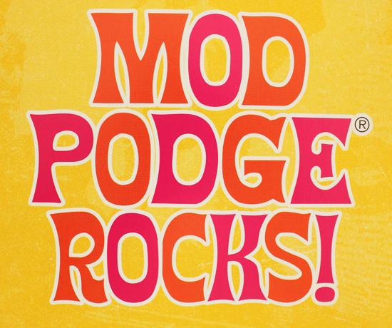 Mod Podge | Deb's Scrap Loft