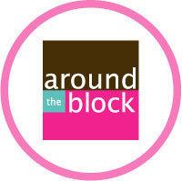 Around the Block logo