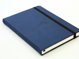Wildlife Blue Whale dotted notebook A5+