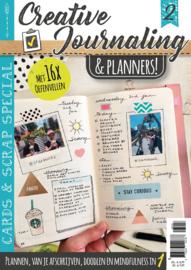 Tijdschrift 'Creative Journaling & Planners 2'