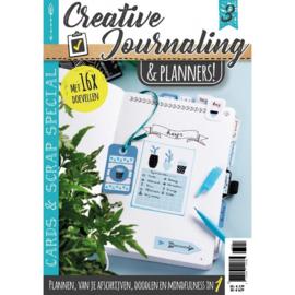 Tijdschrift 'Creative Journaling & Planners 3'
