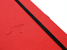 Wildlife Red Kangaroo dotted notebook A5+