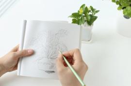 Doodling book