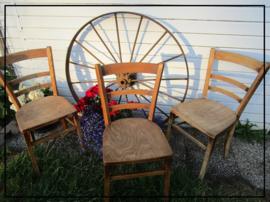 Vintage  cafe- bistro stoel