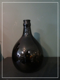 Oude gistfles bruin (33 cm)