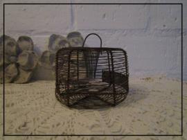 Oude brocante muizenval