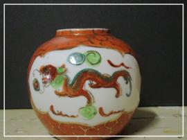 Originele gemberpot China (10,5 cm) (GE019)