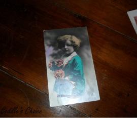 Oude ansichtkaart
