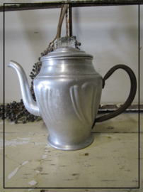 Brocante koffiepot perculator pruttelpot (pp005)