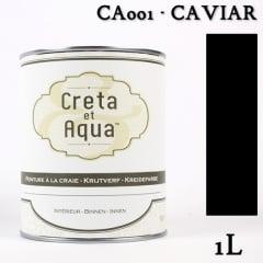 Krijtverf Creta et Aqua Caviar