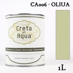 Krijtverf Creta et Aqua Oliua