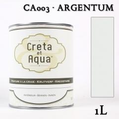 Krijtverf Creta et Aqua Argentum