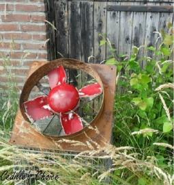 Stoere industriële ventilator