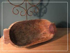 Hongaarse houten schaal - deegschaal