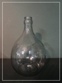 Oude gistfles licht groen (33 cm)