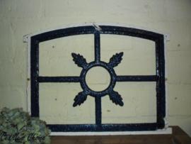 Oud brocante stalraampje korenaar motief (47 x 37 cm) (ST019)