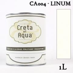 Krijtverf Creta et Aqua Linum