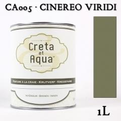 Krijtverf Creta et Aqua Cinero Viridi