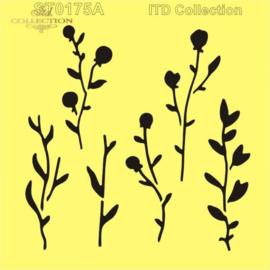 Bloemen, takjes-2