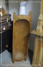 Hongaarse houten schaal - trog