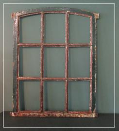 Oud getoogd stalraam (60,5 x 80 cm) (st067)
