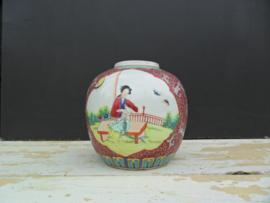 Originele gemberpot China (14 cm) (GE014)
